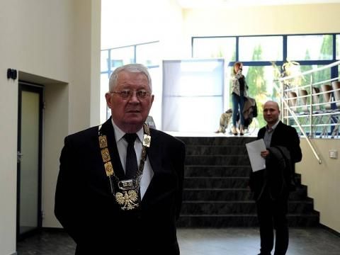 Nie żyje Czesław Bieńkowski, rektor sądeckiej Wyższej Szkoły Biznesu