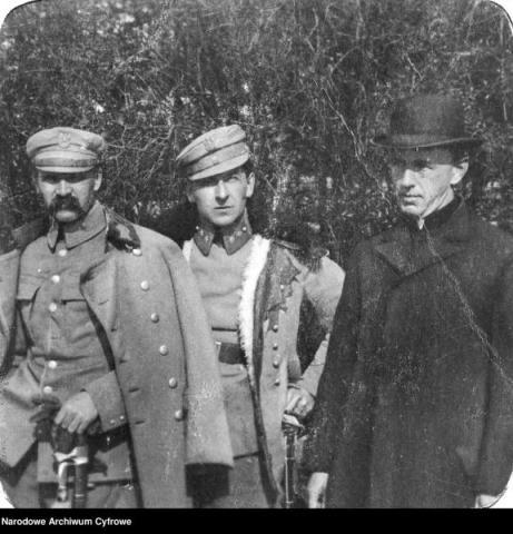 Mój dziadek przewoził furmanką Józefa Piłsudskiego – mówi czytelnik Sądeczanina