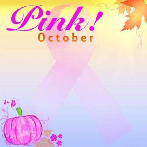 Różowy Październik