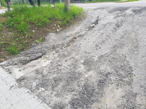 Piwniczna-Zdrój: Szczawnicka to powiatówka, ale to gmina ma naprawić zjazd