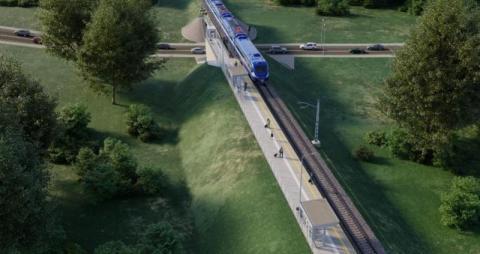 Budowa linii Podłęże-Piekiełko teraz nabiera tempa. Są nowe, dobre wieści