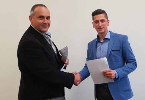 Firma ŁF Sport Events podpisała umowę na sponsoring tytularny rozgrywek Ligi Futsalu z firmą EL-KAG