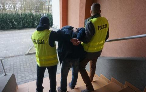 Szukali przestępcy w całej Europie, a on sobie mieszkał w Grybowie