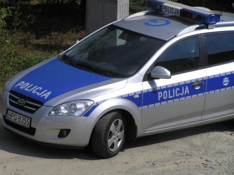 Gmina Grybów: w 2020 roku więcej przestępstw i mniej wypadków drogowych