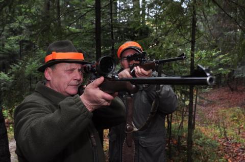 Uwaga Stary Sącz: na św. Huberta zaczynają się zbiorowe polowania