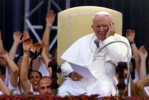 Małopolska świętemu Janowi Pawłowi II w setną rocznicę urodzin