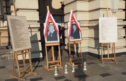Tragiczny dzień 10 kwietnia 2010 we wspomnieniach sądeczan