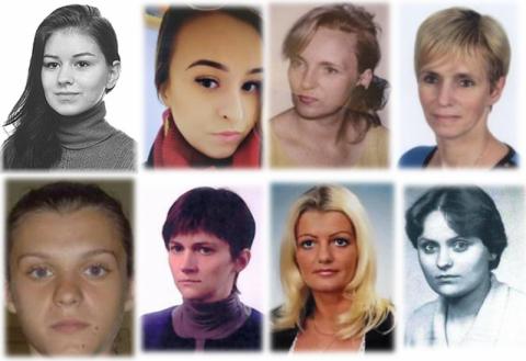 Tych kobiet szuka policja. Choć wyglądają niewinnie, sporo mają na sumieniu