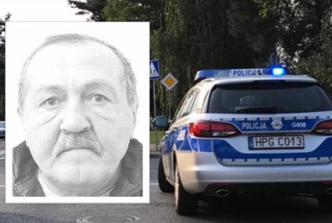 Wsiadł do autokaru i ślad po nim zaginął. Gdzie teraz jest zaginiony 65-latek?