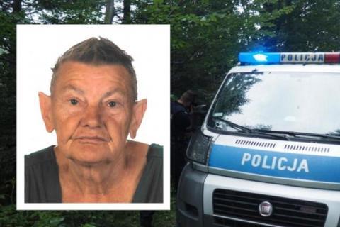 Pilne! Zaginęła 75-letnia Danuta Miksa. Szuka jej policja i rodzina