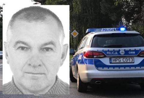 Policjanci ścigają Stefana Fryca. Został skazany na półtora roku więzienia
