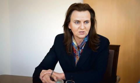 prof. Gertruda Uścińska, prezes ZUS