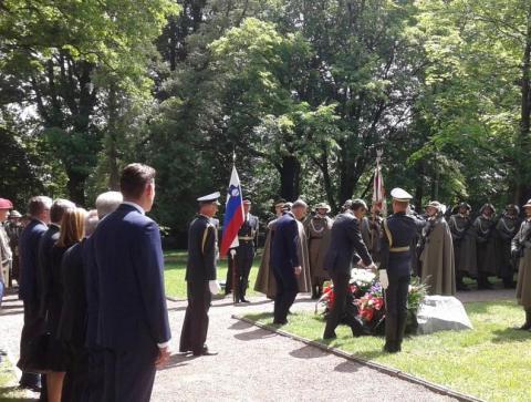Andrzej Duda i Borut Pahor
