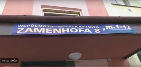 """TVN kręcił nasz temat: psia Apokalipsa na Zamenhofa w """"Uwadze"""" już dziś, 24 sierpnia"""