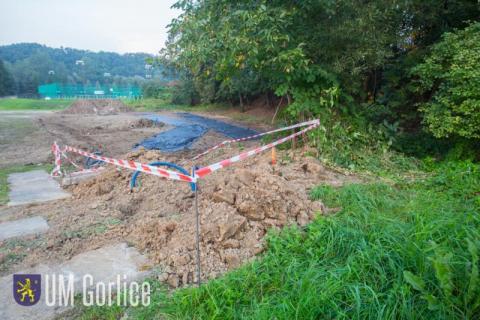 W Gorlicach powstanie nowa atrakcja – ruszyła budowa pumptracku!