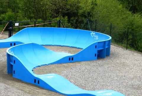 czytaj też: Krynica: powstanie pumptrack. Obiekt dopełni atrakcje parku na Czarnym Potoku
