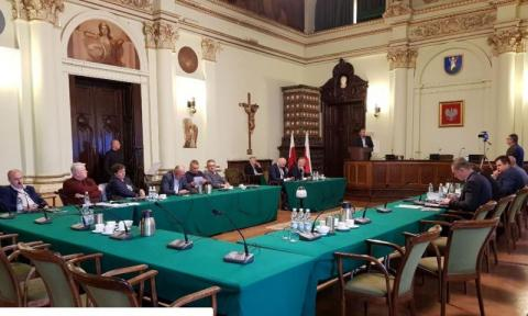 Sesja Rady Miasta Nowego Sącza: relacja live