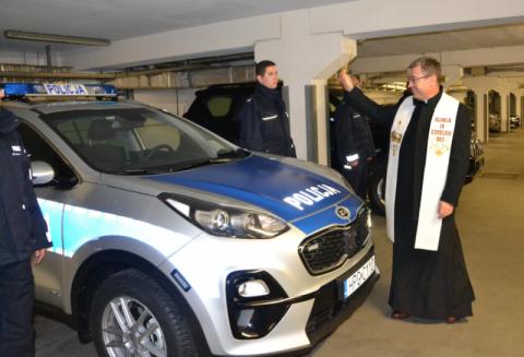 Grybowscy policjanci dostali prezent na święta za ponad 130 tys. zł