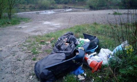 To porażające, dosłownie zasypujecie nas zdjęciami dzikich wysypisk śmieci