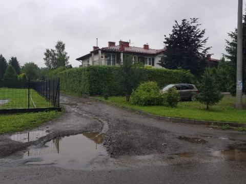 Nowy Sącz: przetarg na sporny łącznik Jamnickiej i Długoszowskiego unieważniony