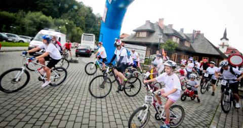 Będziesz 8 sierpnia na Festynie Rowerowym w Miasteczku Galicyjskim?