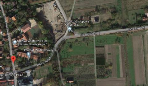 Stary Sącz: zamkną ulicę Pod Ogrodami. Rośnie rondo pod nowym dworcem MPK