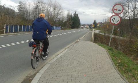 Projekt ścieżek rowerowych