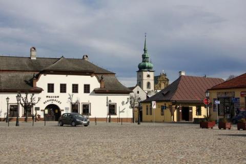 Stary Sącz: ul. Kopernika zamknięta. Utrudnienia w imię kultury