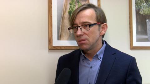 Miejski rzecznik praw konsumenta Leszek Jastrzębski