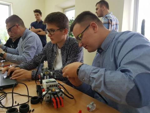 Konkurs Nowy Sącz Nowe Technologie to kuźnia najzdolniejszych młodych Sądeczan
