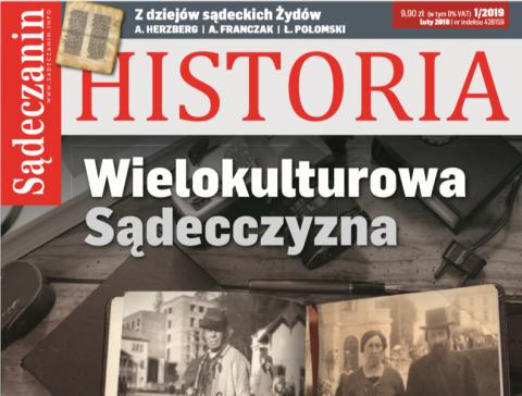 """Jak redakcja """"Sądeczanin Historia"""" odpowiada na zarzuty prezesa Zakrzewskiego"""