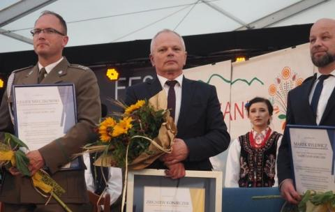 Wzruszony lider. Zbigniew Konieczek odebrał nagrodę Sądeczanina Roku