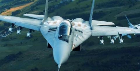 Trzy dni wycia syren. Co to za akcja wojskowych sił powietrznych w Sączu WIDEO