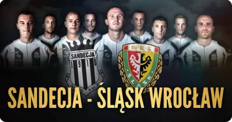 Sandecja Nowy Sącz - Śląsk Wrocław
