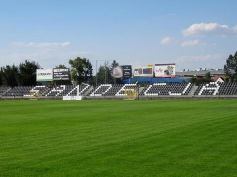 stadion Sandecja, fot. Iga Michalec