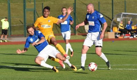 Sandecja zremisowała z cypryjskim klubem Apoel Nikozja 3-3