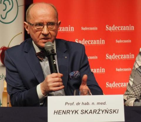 Prof. Henryk Skarżyński: dziś potrafimy przywrócić słuch niemal każdemu!