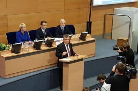 Sesja Sejmiku Województwa Małopolskiego VI kadencji [NA ŻYWO]