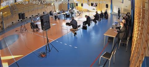 Sesja rady gminy w Gródku już w ten piątek. Co tym razem przegłosują radni?
