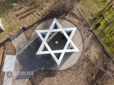 W Gorlicach powstał Sidur Przechodniów. Ma upamiętnić Żydów [ZDJĘCIA][WIDEO]