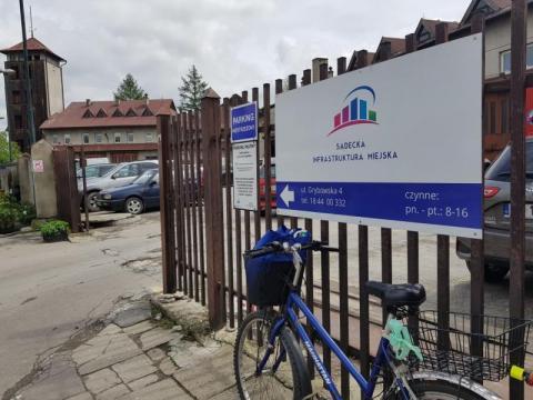 Sądecka Infrastruktura Miejska, fot. Iga Michalec