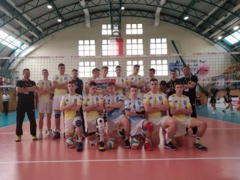SKPS Dunajec Nowy Sącz z ósmym miejscem na Mistrzostwach Polski Kadetów