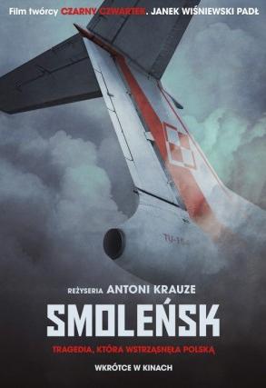 Film Smoleńsk w kinach od 9 września