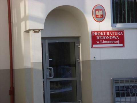 Prokuratura Rejonowa w Limanowej