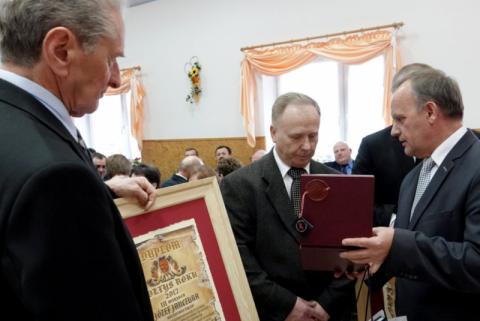 Sołtys Roku 2017 Fot. Maria Olszowska