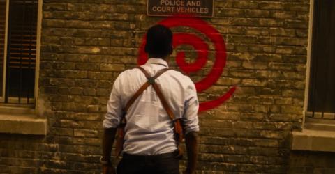 """Producenci kultowej """"Piły"""" przedstawiają """"Spiralę"""" - nowy wymiar przerażającej serii."""