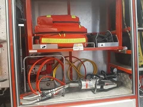 OSP Korzenna Centrum: nowy sprzęt i kamera termowizyjna o niezwykłej czułości