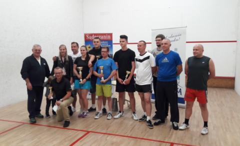 Grand Prix Nowego Sącza w squashu