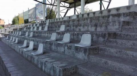 Cztery oferty na projekt stadionu Sandecji