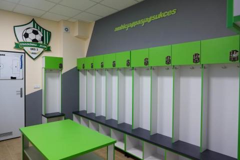 Gródek nad Dunajcem: stadion w Siennej już gotowy. Zaglądamy do szatni